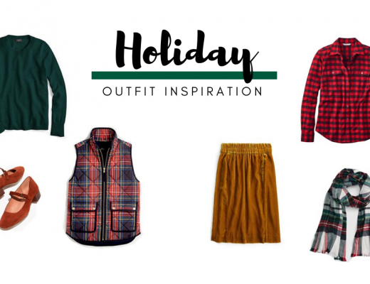 Holiday Outfit Inspiration
